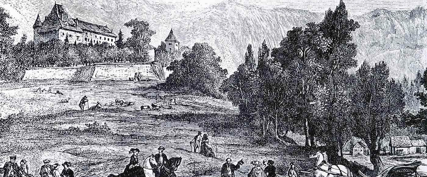 Château Challes les Eaux